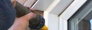 Caulking: white or ultra white sealant