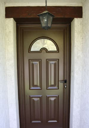 door caulking